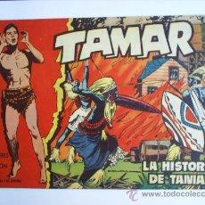 Tebeos: TAMAR N.4-EDICIONES TORAY-1961. Lote 13731846