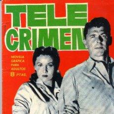 Comics - NOVELA GRÁFICA POLICÍACA. ESPIONAJE. Ediciones Toray - Año 1965. 48 PÁGINAS ¡Interesante!! - 25719775