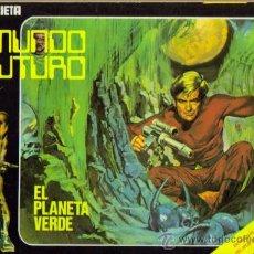 Tebeos: LA HISTORIETA PRESENTA LA SERIE EL MUNDO FUTURO ( URSUS ) ORIGINAL 1973 LOTE. Lote 26924353