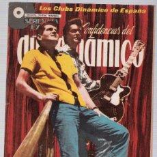 Tebeos: SERENATA EXTRA Nº 18.CON DOBLE FOTO COLOR CENTRAL DE RAYMOND Y DUO DINÁMICO.. Lote 14112665