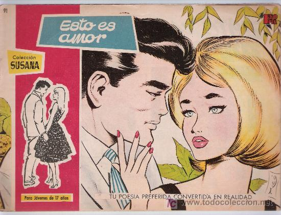 SUSANA Nº 91. (Tebeos y Comics - Toray - Susana)