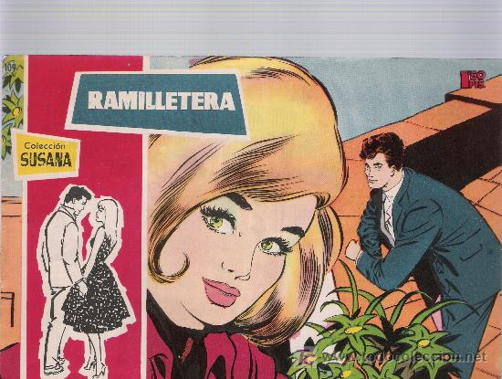 SUSANA Nº 109 (Tebeos y Comics - Toray - Susana)