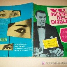 Comics - ESPIONAJE - TORAY - Nº 4 - 1965 - 27448942