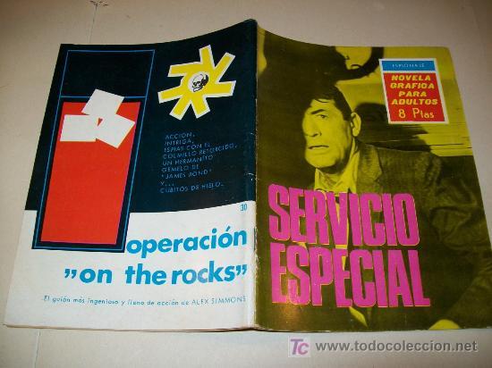 LC 99 - ESPIONAJE - TORAY - Nº 30 - 1966 - EJEMPLAR DEFINITIVO (Tebeos y Comics - Toray - Espionaje)