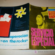 Tebeos: LC 99 - ESPIONAJE - TORAY - Nº 30 - 1966 - EJEMPLAR DEFINITIVO. Lote 24931242