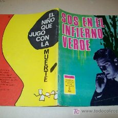 Tebeos: LC 96 - ESPIONAJE - TORAY - Nº 35 - 1966 - EJEMPLAR DEFINITIVO. Lote 24800023