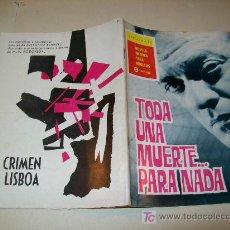 Tebeos: LC 102 - TORAY - Nº 9 - 1965 - EJEMPLAR DEFINITIVO. Lote 24981191