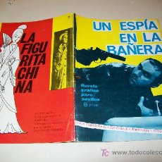 Tebeos: LC 100 - ESPIONAJE - TORAY - Nº 25 - 1966 - EJEMPLAR DEFINITIVO. Lote 24931243