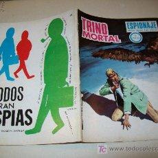 Tebeos: LC 94 - ESPIONAJE - TORAY - Nº 71 - 1967 - EJEMPLAR DEFINITIVO. Lote 24800016