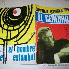 Tebeos: LC 103 - ESPIONAJE - TORAY - Nº 48 - 1967 - EJEMPLAR DEFINITIVO. Lote 24981192
