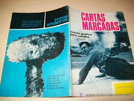 LC 95 - ESPIONAJE - TORAY - Nº 13 - 1965 - EJEMPLAR DEFINITIVO (Tebeos y Comics - Toray - Espionaje)