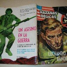 Tebeos: LC 145 - HAZAÑAS BÉLICAS - TORAY - Nº 69 - 1964. Lote 25310228