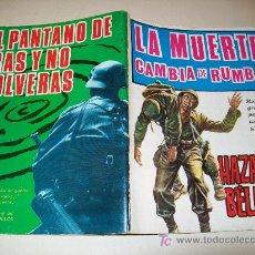 Tebeos: LC 140 - HAZAÑAS BÉLICAS - TORAY - Nº 116 - 1966 - EJEMPLAR DEFINITIVO. Lote 20294151