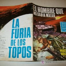 Tebeos: LC 141 - HAZAÑAS BÉLICAS - TORAY - Nº 158 - 1967. Lote 20294152