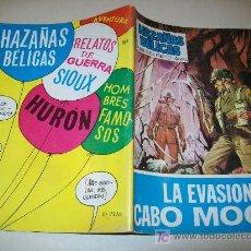 Tebeos: LC 142 - HAZAÑAS BÉLICAS - TORAY - Nº 167 - 1967. Lote 20294153