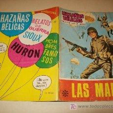Tebeos: LC 147 - HAZAÑAS BÉLICAS - TORAY - Nº 165 - 1967. Lote 25007649