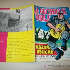 Tebeos: LC 143 - HAZAÑAS BÉLICAS - TORAY - Nº 173 - 1967 - EJEMPLAR DEFINITIVO. Lote 20294155