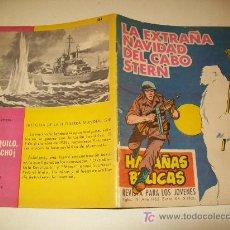 Tebeos: LC 144 - HAZAÑAS BÉLICAS - TORAY - EXTRA Nº 184 - 1965 - EJEMPLAR DEFINITIVO. Lote 20294159