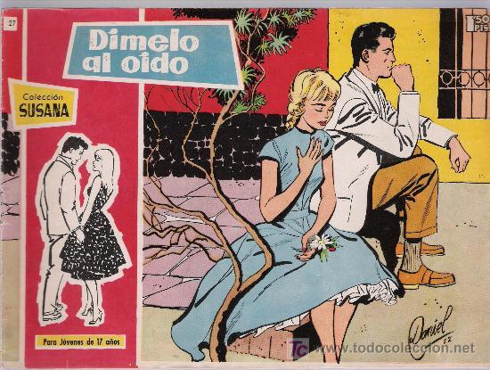 SUSANA Nº 27. (Tebeos y Comics - Toray - Susana)