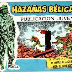 Tebeos: HAZAÑAS BELICAS EXTRA AZUL Nº 328. Lote 14407568