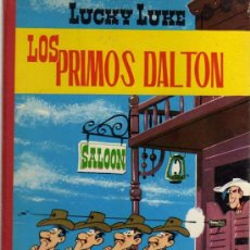 Tebeos: LUCKY LUKE TOMO TAPA DURA , EDICIONES TORAY - LOS PRIMOS DALTON - CJ21. Lote 19285573