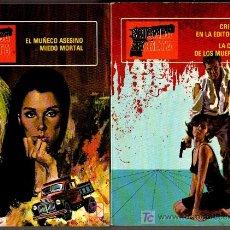 Tebeos: BRIGADA SECRETA NºS 1 -2 - 4, TORAY 1982, CON 96 PAGINAS Y 2 HISTORIAS CADA EJEMPLAR , EXCELENTE EST. Lote 19905778