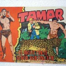 Tebeos: TAMAR N.138 - EDICIONES TORAY - ORIGINAL. Lote 110030096