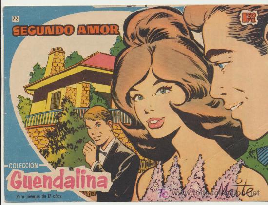 GUENDALINA Nº 72. (Tebeos y Comics - Toray - Guendalina)