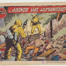 Tebeos: EL MUNDO FUTURO Nº 26. TORAY 1955.. Lote 25700837