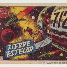 Tebeos: EL MUNDO FUTURO Nº 19. TORAY 1955.. Lote 25700843