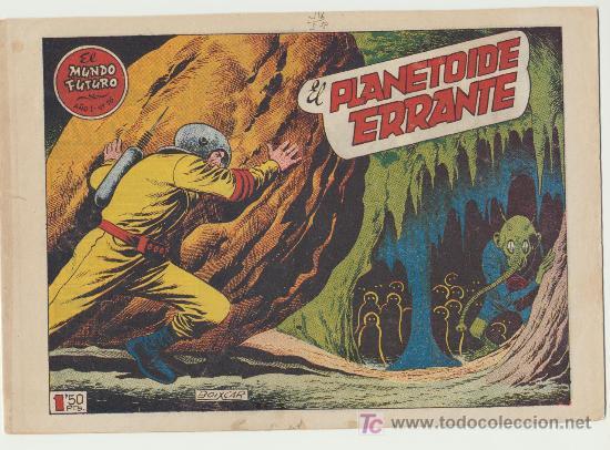 EL MUNDO FUTURO Nº 16. TORAY 1955. (Tebeos y Comics - Toray - Mundo Futuro)