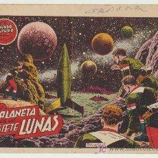 Tebeos: EL MUNDO FUTURO Nº 12. TORAY 1955.. Lote 25700847
