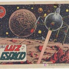 Tebeos: EL MUNDO FUTURO Nº 7. TORAY 1955.. Lote 25989987