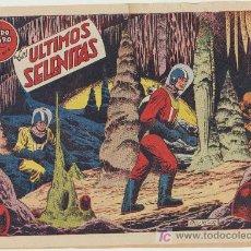 Tebeos: EL MUNDO FUTURO Nº 8. TORAY 1955.. Lote 25989988