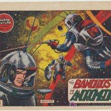 Tebeos: EL MUNDO FUTURO Nº 4. TORAY 1955.. Lote 25989991