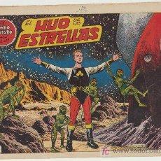 Tebeos: EL MUNDO FUTURO Nº 19. TORAY 1955.. Lote 25989993