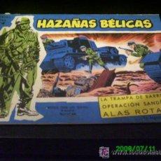 Tebeos: HAZAÑAS BELICAS EXTRA BOIXCAR LOTE DE 14 NUMEROS. Lote 15502413