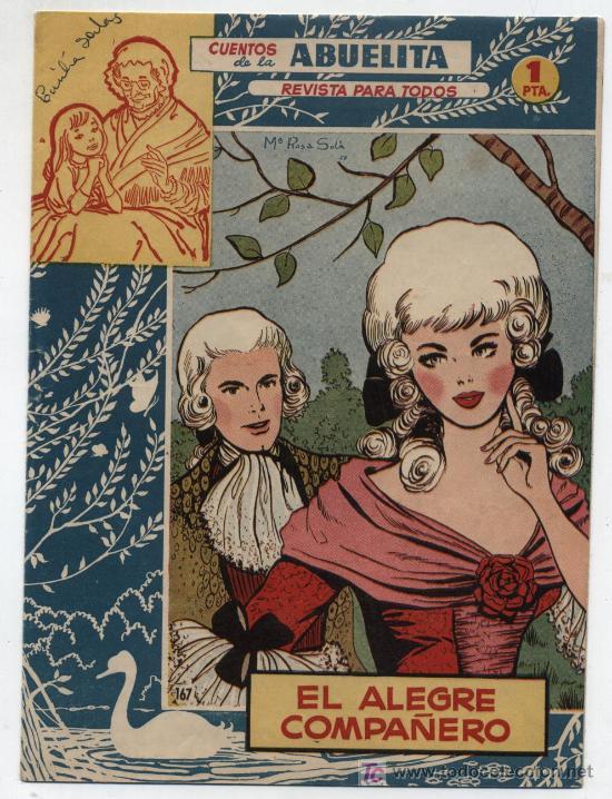 CUENTOS DE LA ABUELITA. Nº 167. (Tebeos y Comics - Toray - Cuentos de la Abuelita)