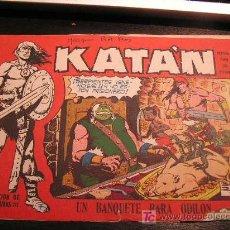 BDs: KATAN Nº 8 EDICIONES TORAY ORIGINAL 1960 EAC. Lote 48875218