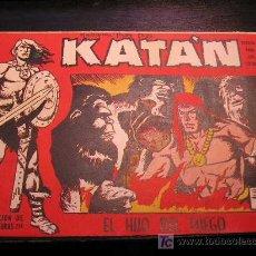Tebeos: KATAN Nº 11 EDICIONES TORAY ORIGINAL 1960 EAC. Lote 20697617