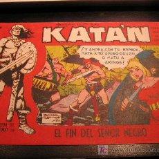Tebeos: KATAN Nº 16 EDICIONES TORAY ORIGINAL 1960 EAC . Lote 20777083