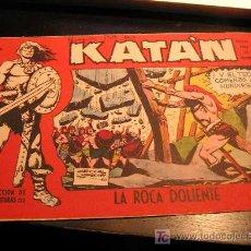 BDs: KATAN Nº 19 EDICIONES TORAY ORIGINAL 1960 EAC. Lote 20777085
