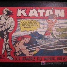 BDs: KATAN Nº 23 EDICIONES TORAY ORIGINAL 1960 EAC. Lote 20777087