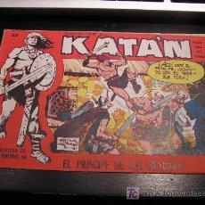 BDs: KATAN Nº 35 EDICIONES TORAY ORIGINAL 1960 EAC. Lote 20857934