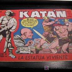 BDs: KATAN Nº 36 EDICIONES TORAY ORIGINAL 1960 EAC. Lote 20857935