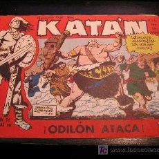 BDs: KATAN Nº 37 EDICIONES TORAY ORIGINAL 1960 EAC. Lote 20857936