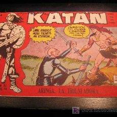 BDs: KATAN Nº 45 EDICIONES TORAY ORIGINAL 1961 EAC. Lote 18792182