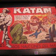 BDs: KATAN Nº 46 EDICIONES TORAY ORIGINAL 1961 EAC. Lote 18820607