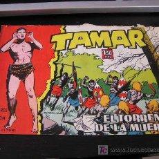Tebeos: TAMAR Nº 43 EDICIONES TORAY ORIGINAL 1961. Lote 24058462