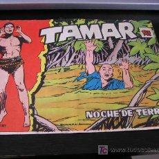 Tebeos: TAMAR Nº 52 EDICIONES TORAY ORIGINAL 1961. Lote 24058473